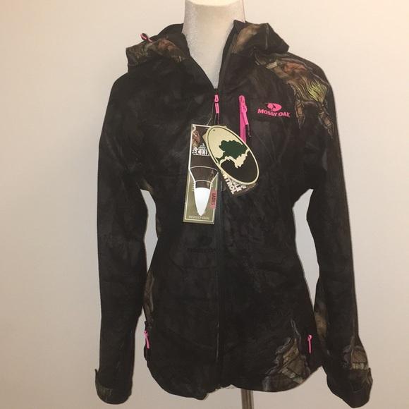 11b335863c955 Mossy Oak Jackets & Coats | Camo Jacket Size S | Poshmark